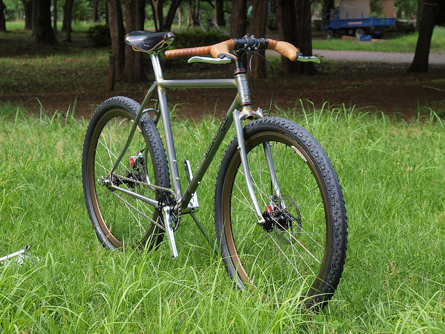 Sunrise Cycles: SS 26″/700c