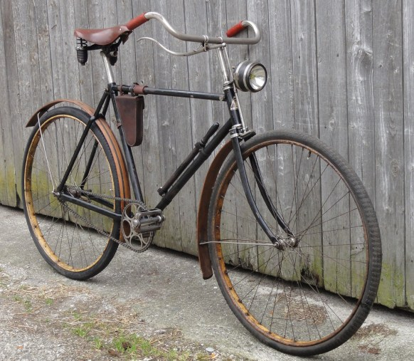 1925 Dürkopp bicycle (1)