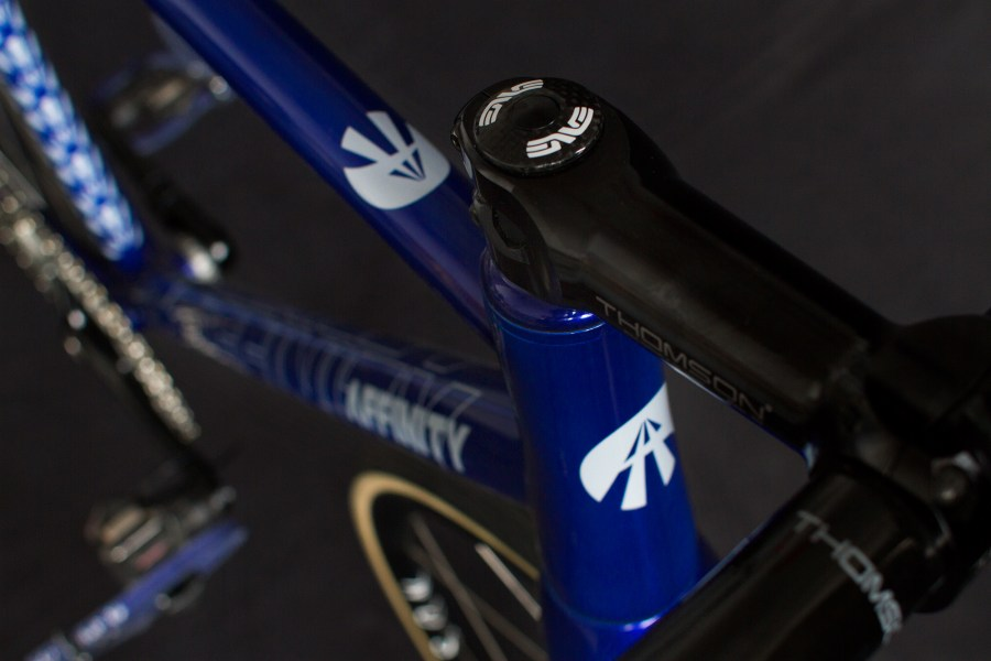 Affinity Cycles Anthem Detail 4