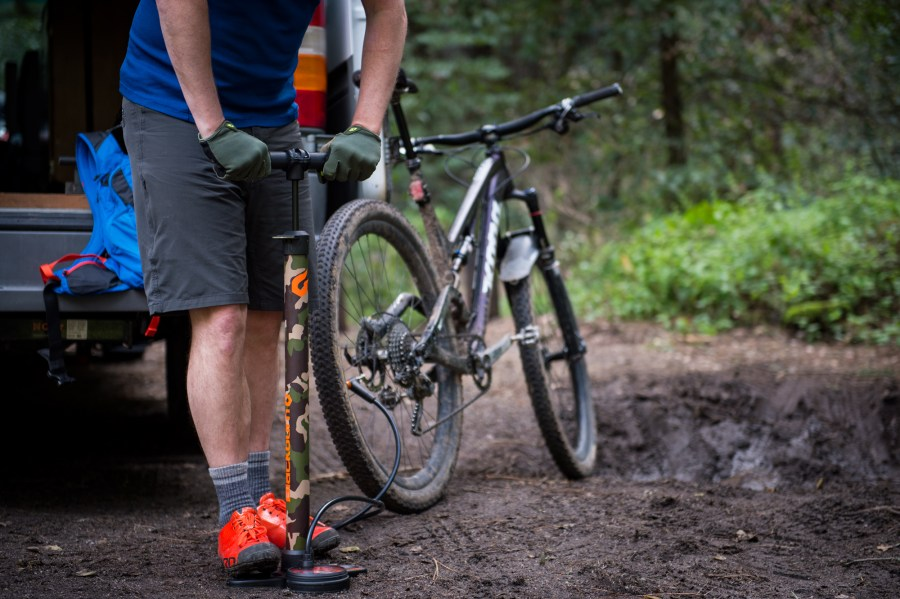 blackburn mountain bike pump