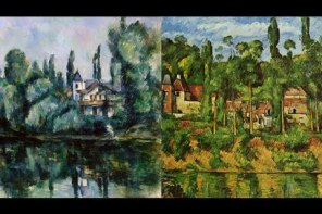 Podcast: Banks of the Marne and Zola's House at Médan, by Cézanne