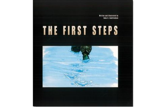 The First Steps – Comic Book