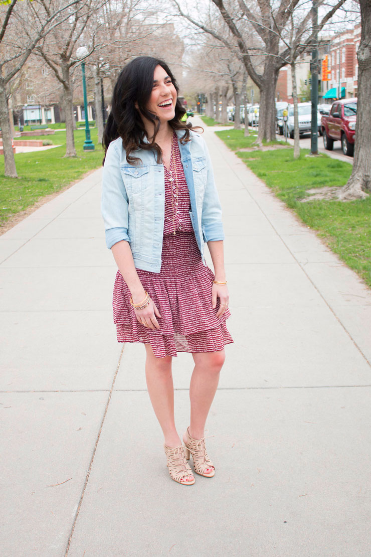 How to style boho chic into everyday wardrobe. | www.cupcakesandthecosmos.com