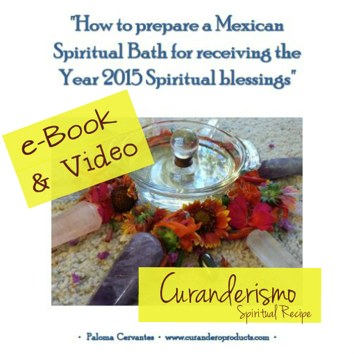 Mexican Spiritual Bath 2015 instructions and video