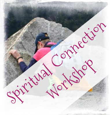 Spiritual Connection workshop with Paloma Cervantes