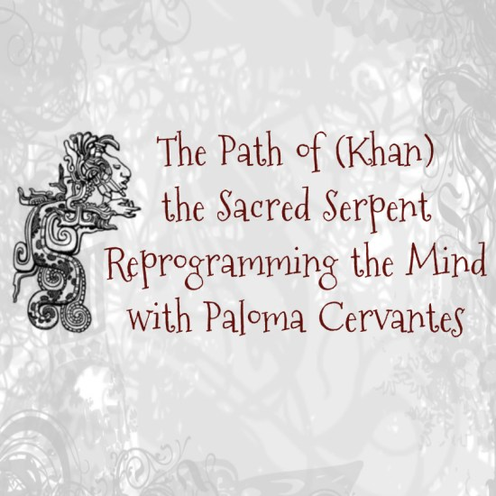 Reprogramming the Mind with Paloma Cervantes
