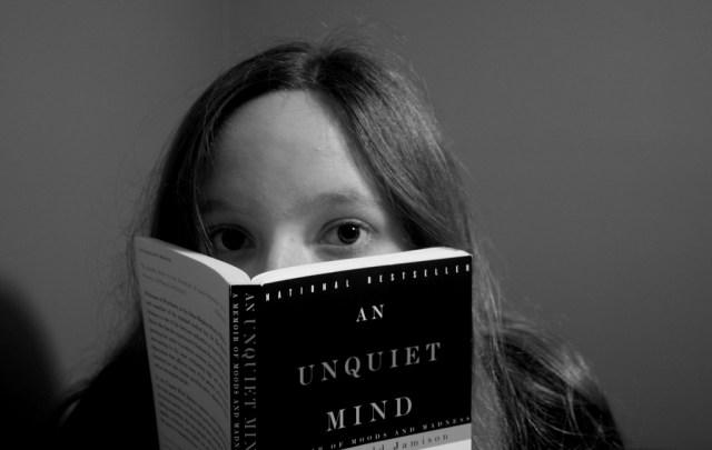 an unquiet mind