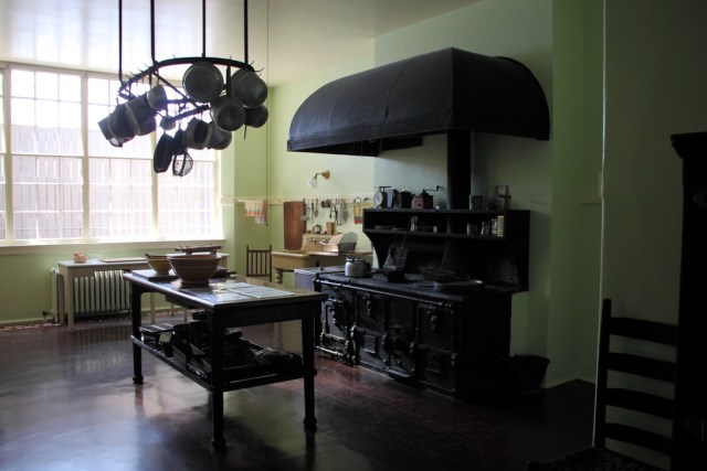 Woodrow Wilson House Kitchen