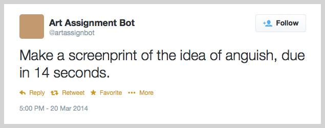 art assign bot