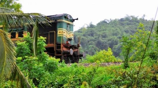 <i>The Great Railway Bazaar</i>