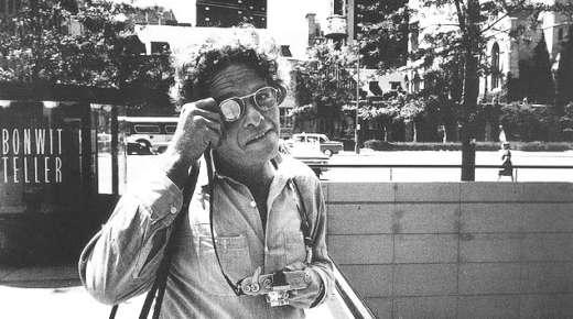 Winogrand: Pre-selfie Street Photographer