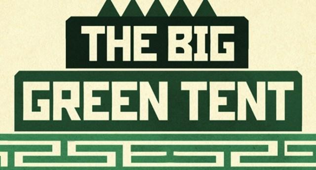 the big greent tent