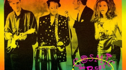 My CD Collection—Week 2, The B-52's, <i>Cosmic Thing</i>