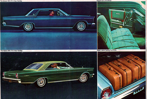 Ford 1965 LTD ads 4