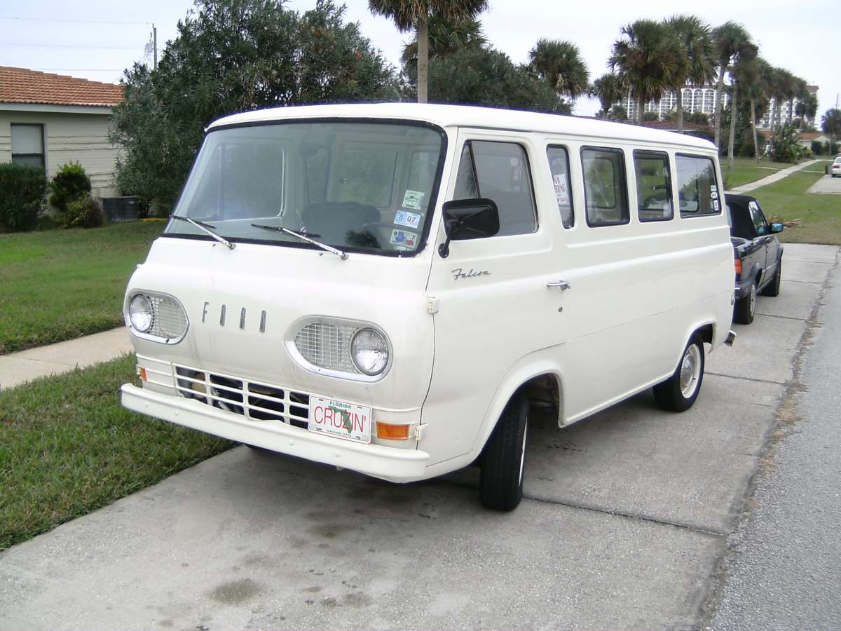curbside classic 1963 ford falcon station bus a compact minivan. Black Bedroom Furniture Sets. Home Design Ideas