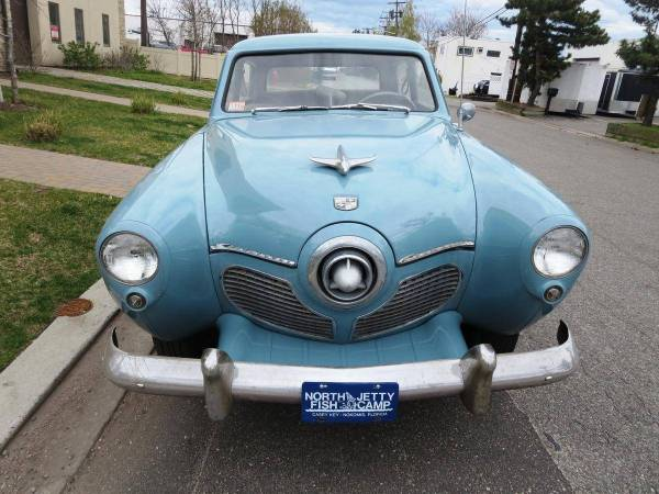Studebaker 1951 bumper