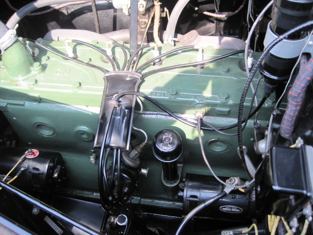 Olds Engine