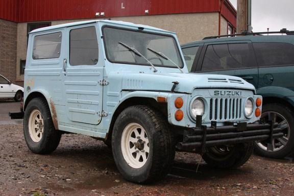 1980 Suzuki LJ