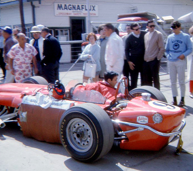 The 1965 Indy 500 Part 2 The Novis And The Rear Engine
