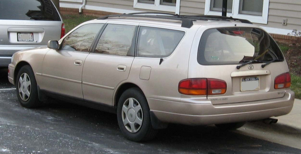 Curbside Classic 1992 96 Toyota Camry The Greatest
