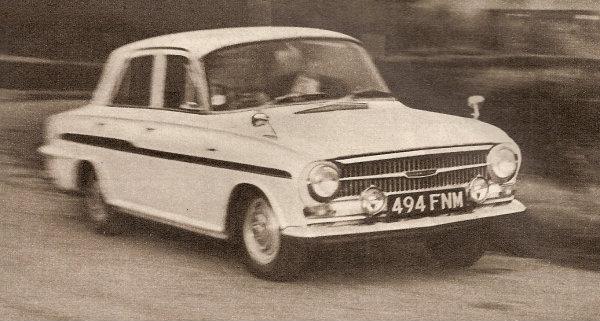 1962 Vauxhall Victor VX490