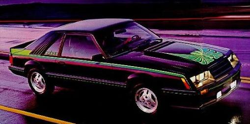 Mustang 1980 Cobra