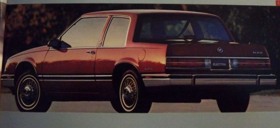 1986 Electra coupe