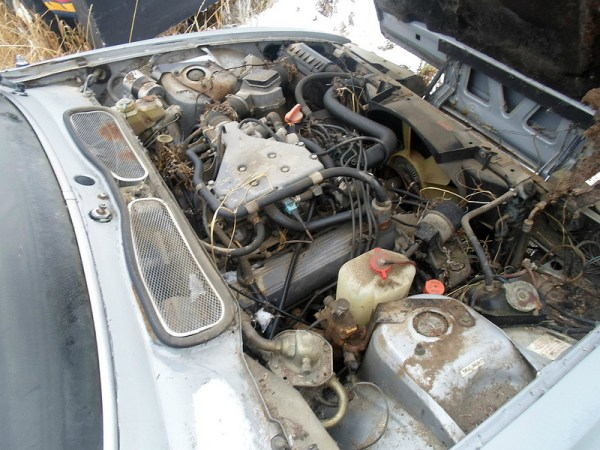 1980 Rover 3500 Engine