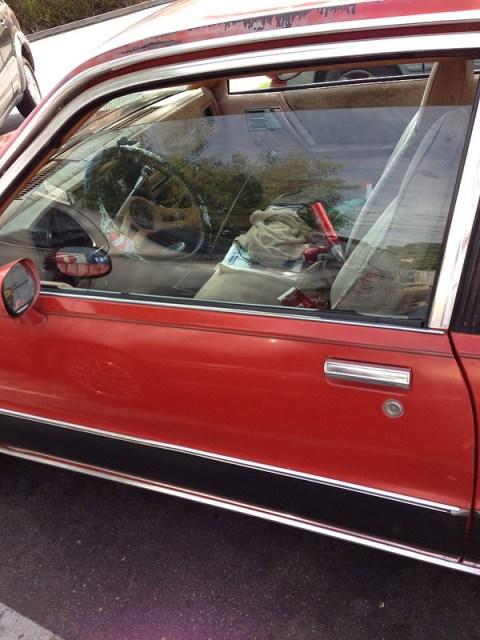 Chevrolet Citation X11 int