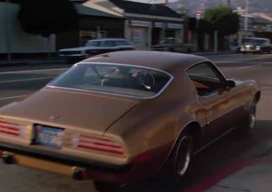1974 Firebird Esprit from Episode #1