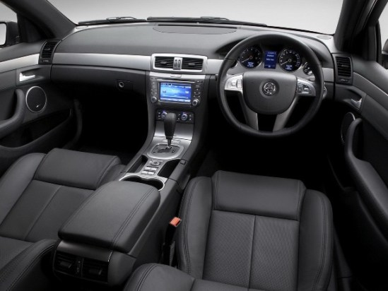 Holden Caprice-V-Series-II-Interior