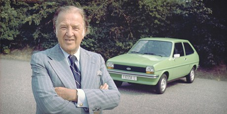 Ford Fiesta and henry