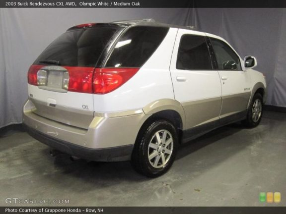 Buick rendezvous r