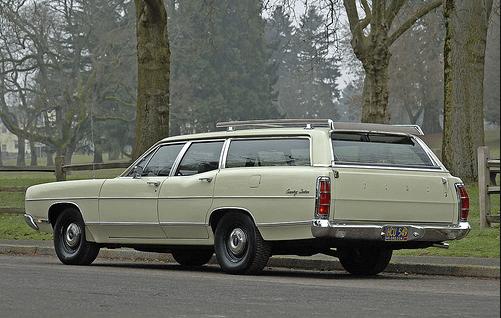 Ford 1969 Country sedan