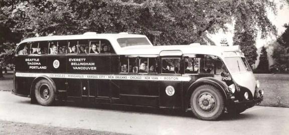 Kenworth bus 1937