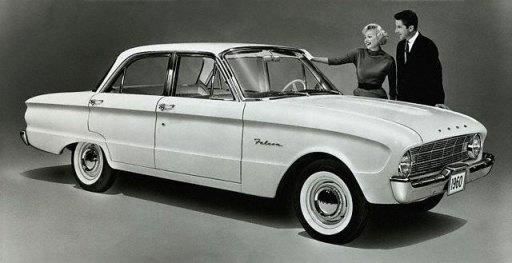 ford falcon 1960
