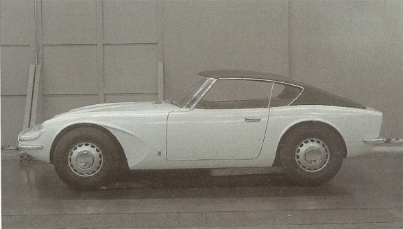Datsun 240Z proposal 1