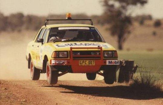 Mazda 626 rally