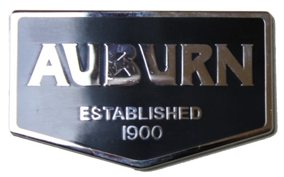 06 Auburn Emblem