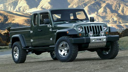 jeep gladiator_static