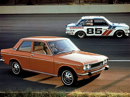 Datsun 510 Racing