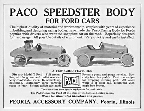 Speedster T 1915