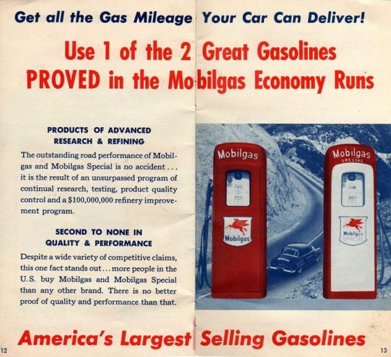 1951 Mobilgas Economy Run Booklet-12-13