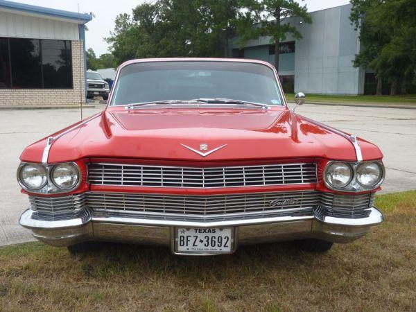 1964 Cadillac front