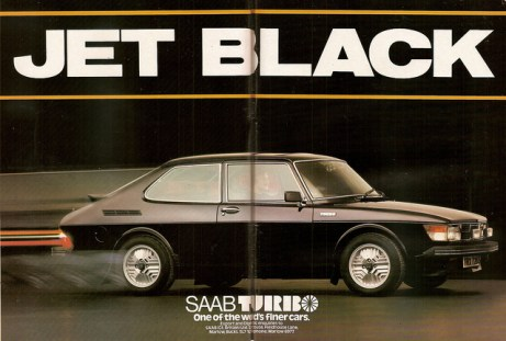 99 Turbo advert