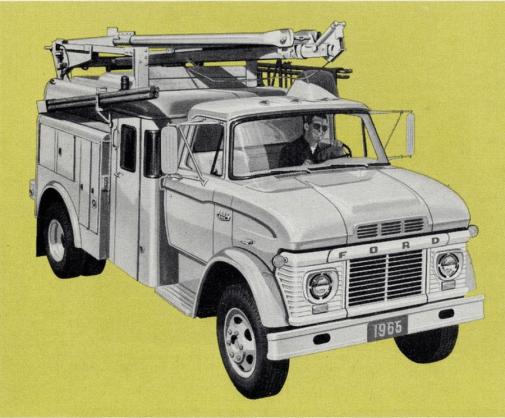 Ford N-600 1966