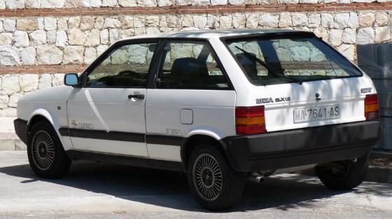 10 SEAT Ibiza