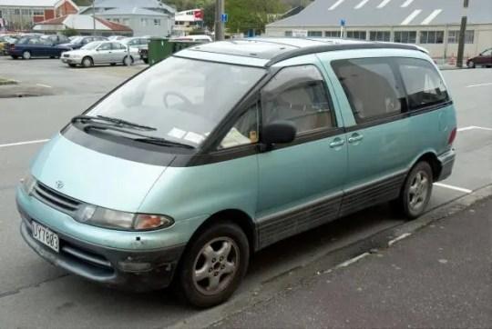 1992 Toyota Estima Lucida