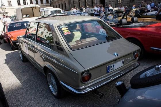 BMW 2002 touring rq
