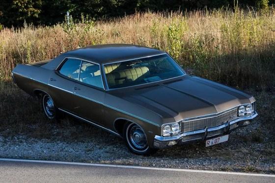 Chevrolet 1970 Impala hdtp fq